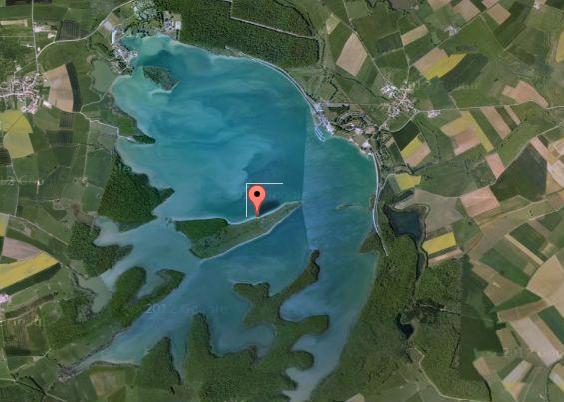 Lac de Madine – Grand lac public – La Meuse (55) Aa288