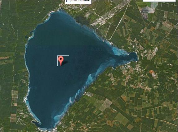 Lac de Sanguinet et Cazaux – Grand lac public – Landes (40) Aa313