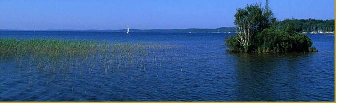 Lac de Sanguinet et Cazaux – Grand lac public – Landes (40) Aa314