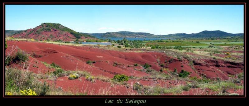Lac du Salagou – Grand lac public – Hérault (34 Aa353