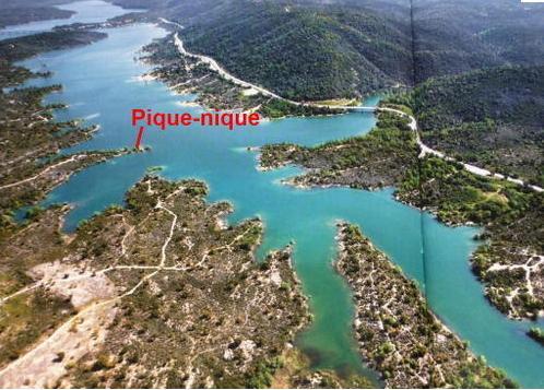 Lac de Saint-Cassien – Grand lac public – Le Var (83) Aa362