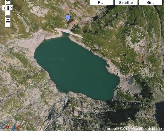 Lacs de montagne - 1ERE CATEGORIE  (1ere partie) Aa61