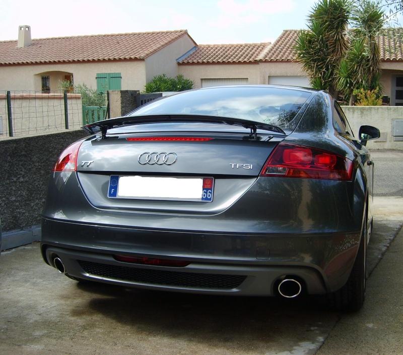 Audi TT Gris Nacré de Ray Tt_00411