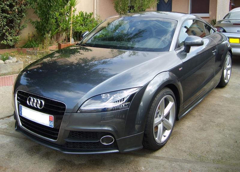 Audi TT Gris Nacré de Ray Tt_00511