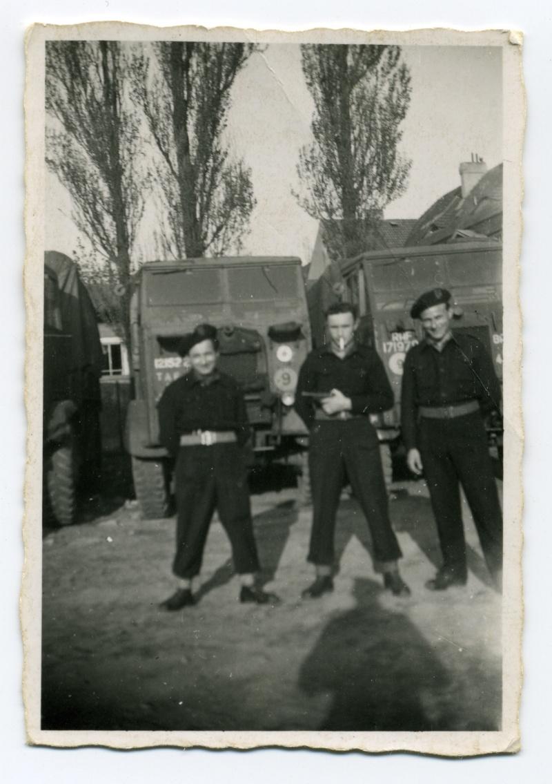 My Grandfather in the BOAR Ripon baracks 191010