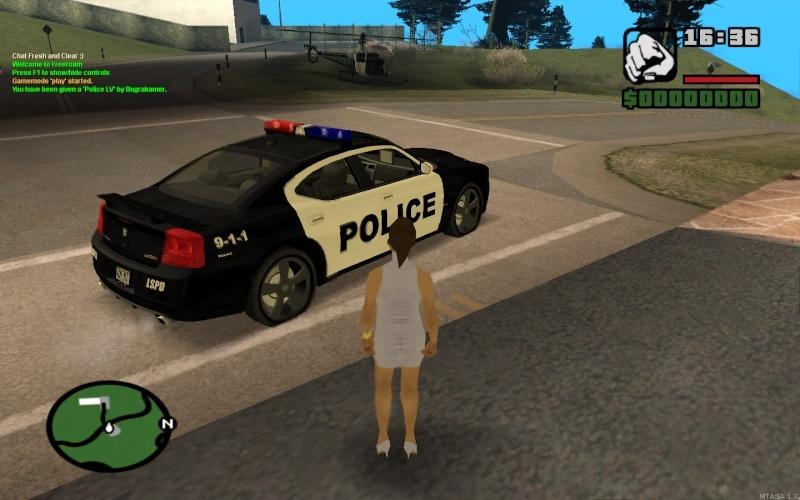 LSPD Cop car mod request  Car210