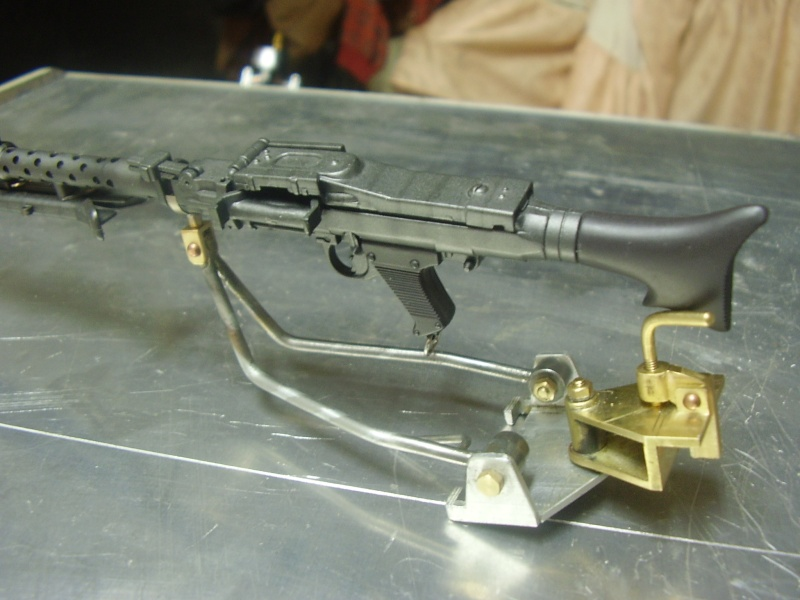 1/6 scale all metal scratch built late Tiger1 P1310311