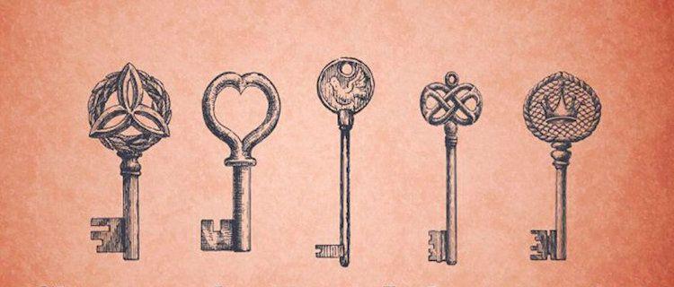 Choisissez la clé qui vous attire le plus et débloquez votre magie intérieure Magie-10