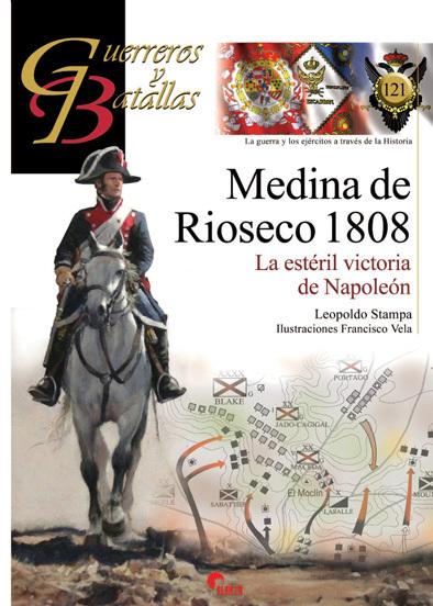 La bataille de Médina de Rioseco Gb121_10