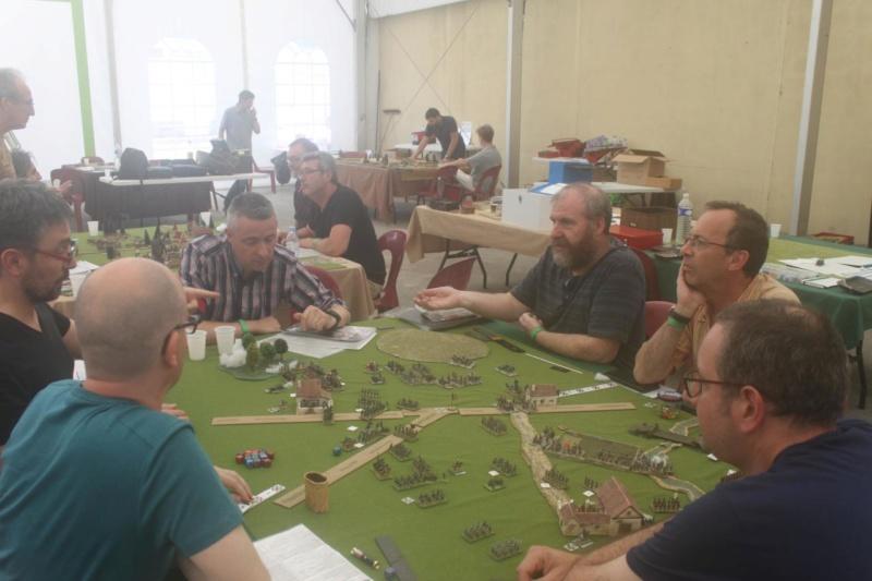 Bataille Empire à Saumur, musée des blindés 22 et 23 juin  Img_9316