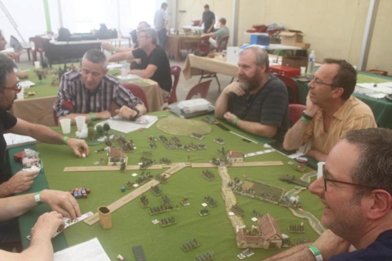 Bataille Empire à Saumur, musée des blindés 22 et 23 juin  Img_9317