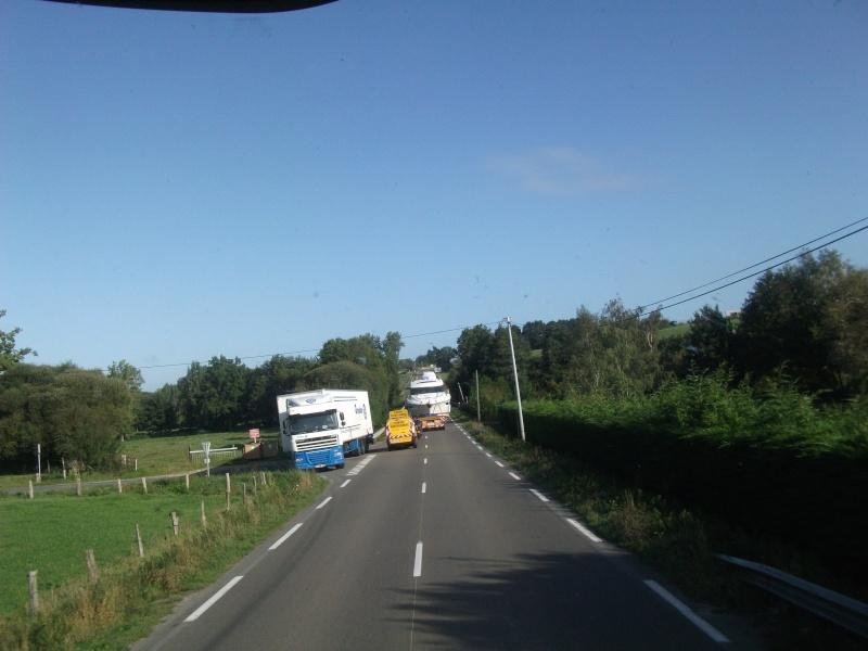 Gandon Transport  (Mayenne 53) Convoi10