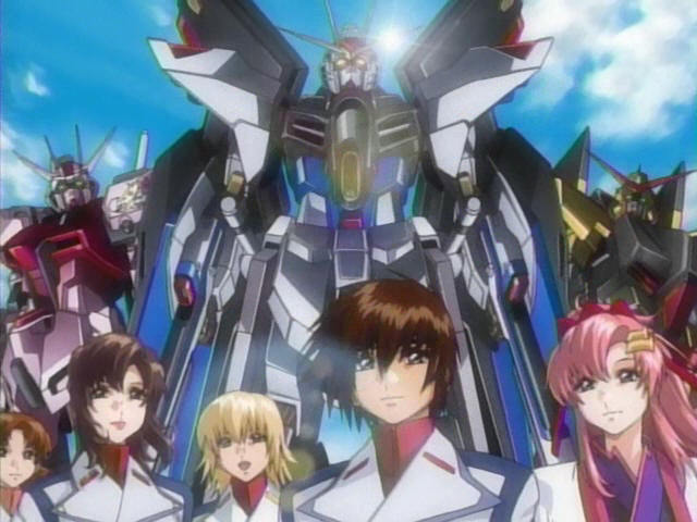 Quel manga ? Gundam10