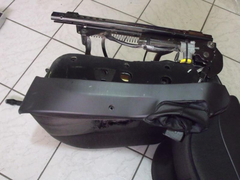 [BMW E39] Changement de l'assise du siège avant 2012_014
