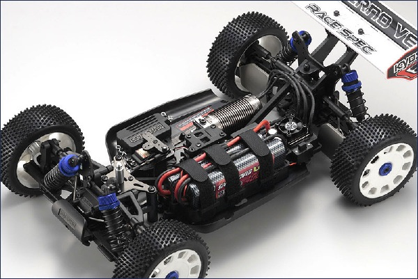 Motore elettrico Brushless o a spazzole? Infern10