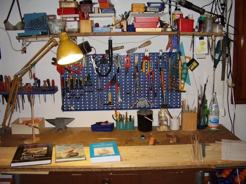 Il laboratorio di Picelli Bruno Lab_210