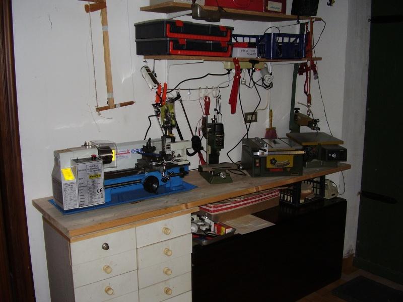 Il laboratorio di Picelli Bruno Tornio11