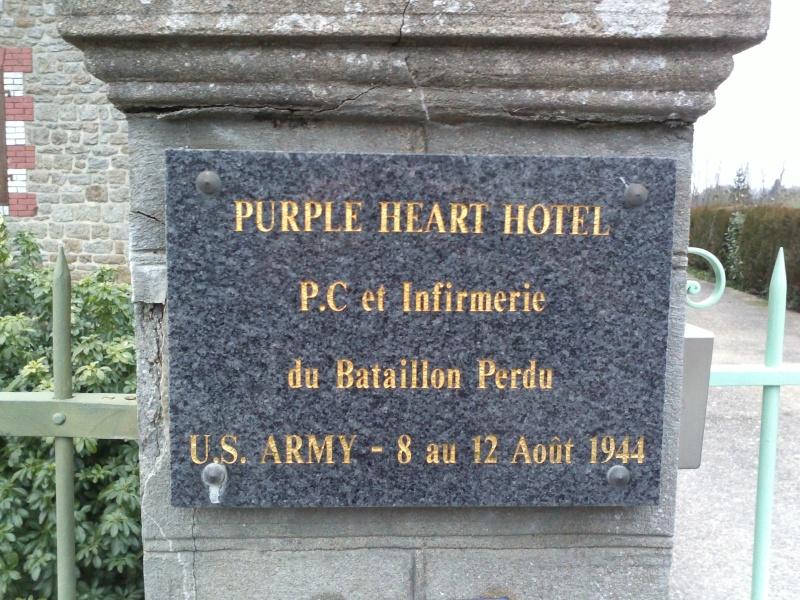 Pleurtuit : Purple Heart Hotel  Img09910