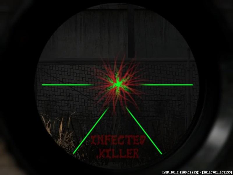 ICE P90 + INFECTAR KILLER L96A1 242eej10