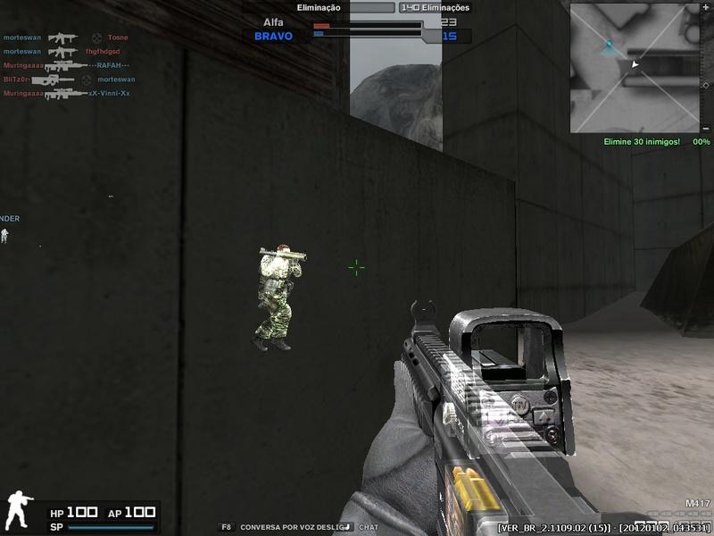 Chams D3D para C.A Combat10
