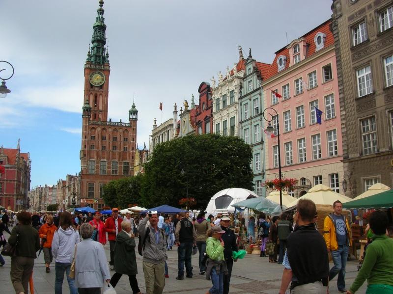 Voyage Lituanie - Pologne du nord en vélo 2009 13_08_10