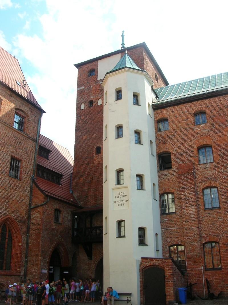 Voyage Lituanie - Pologne du nord en vélo 2009 21_08_10