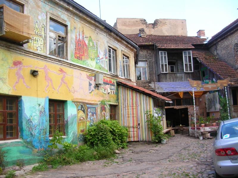 Voyage Lituanie - Pologne du nord en vélo 2009 22_07_13