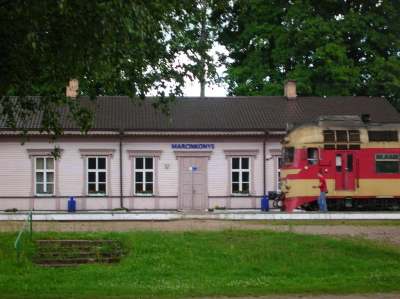 Voyage Lituanie - Pologne du nord en vélo 2009 25_07_10