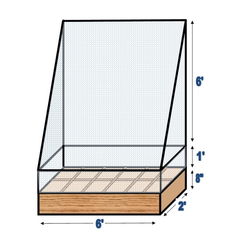 Design Plan for Small Bed Against a Wall Sfg_de13