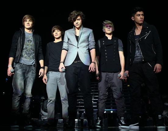 Novelas de One Direction