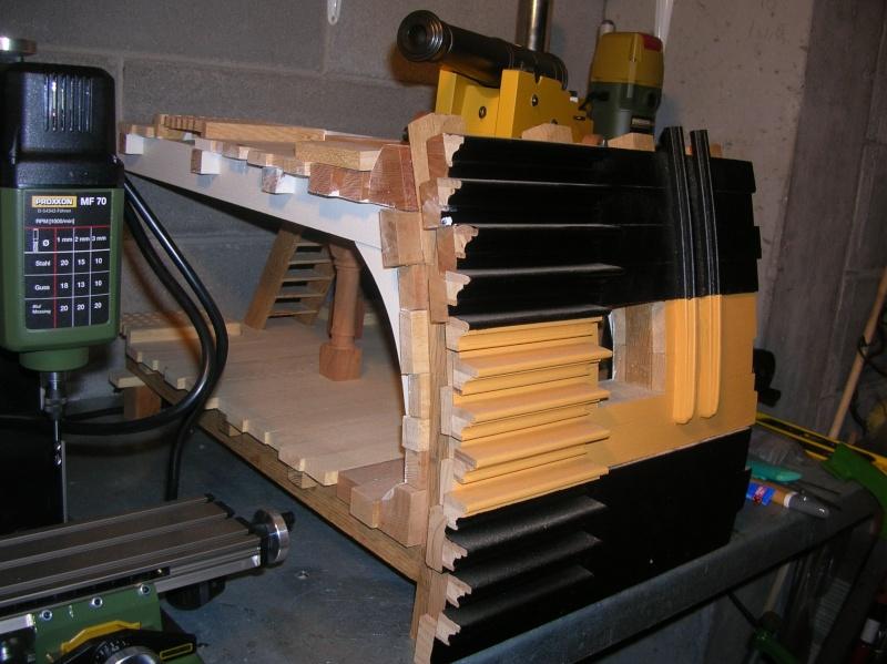 lower deck hms Victory  00114