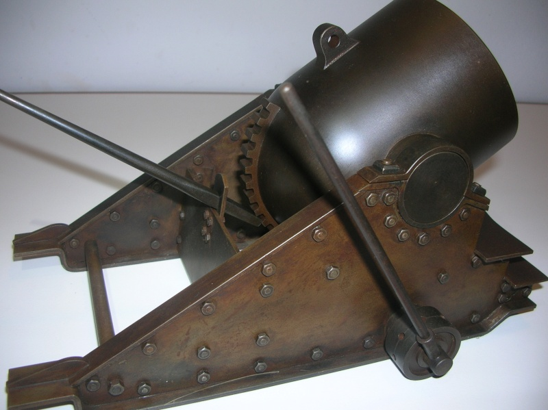 13 inch. u.s navy mortar 01111