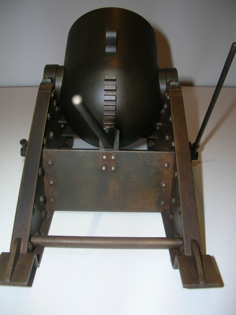 13 inch. u.s navy mortar 01211