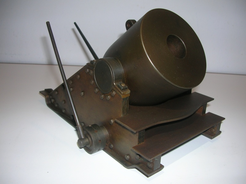 13 inch. u.s navy mortar 01414