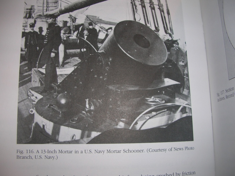 13 inch. u.s navy mortar 01512
