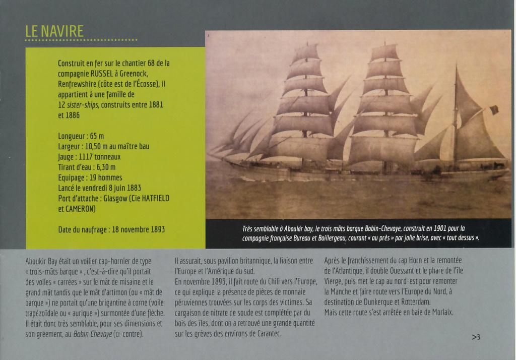 [Les Musées en rapport avec la Marine] Musée Maritime de Carantec - Page 2 Abouki12
