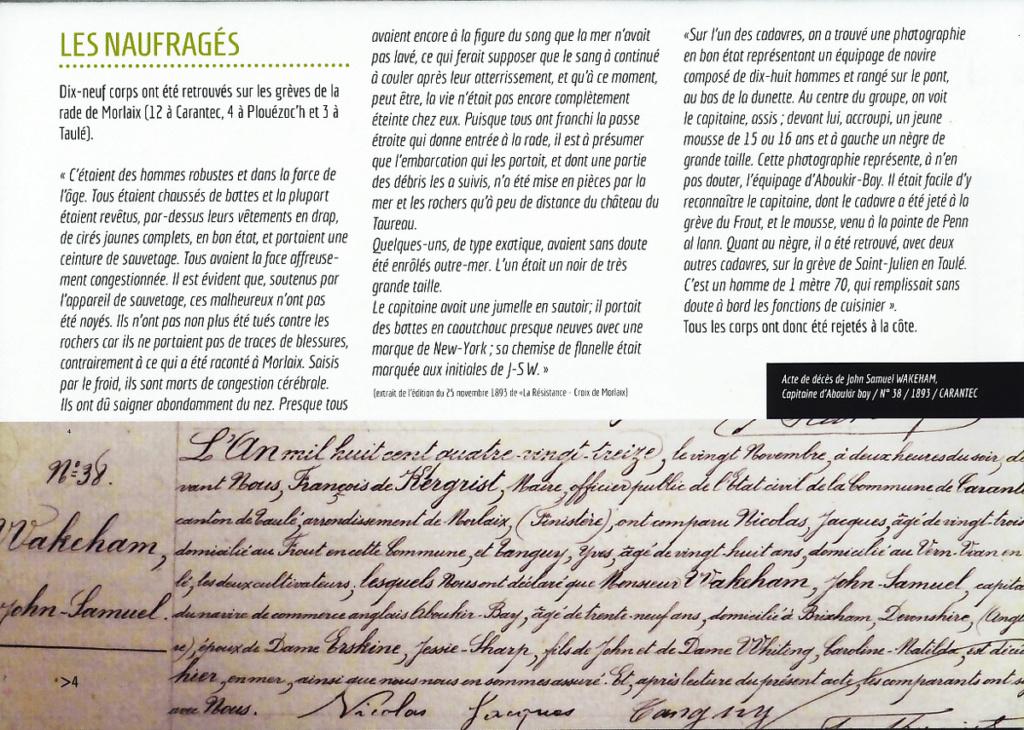 [Les Musées en rapport avec la Marine] Musée Maritime de Carantec - Page 2 Abouki15