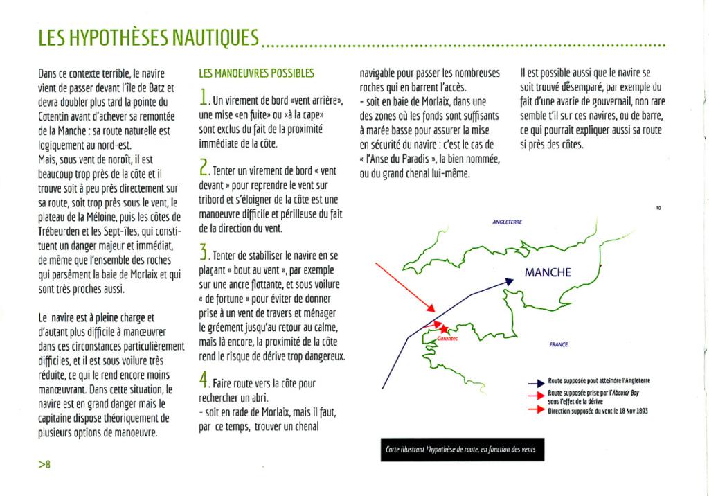 [Les Musées en rapport avec la Marine] Musée Maritime de Carantec - Page 2 Abouki16