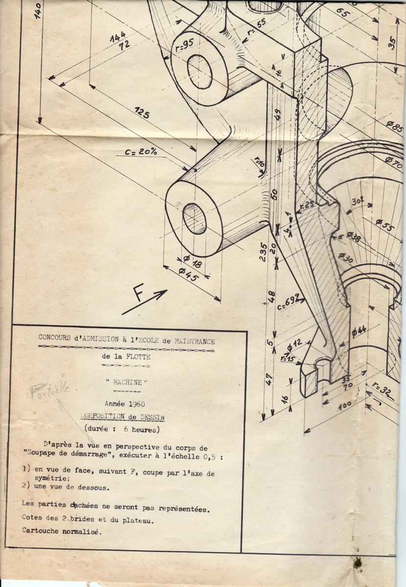 [École de Maistrance] MAISTRANCE MACHINES - Page 36 Dess-611