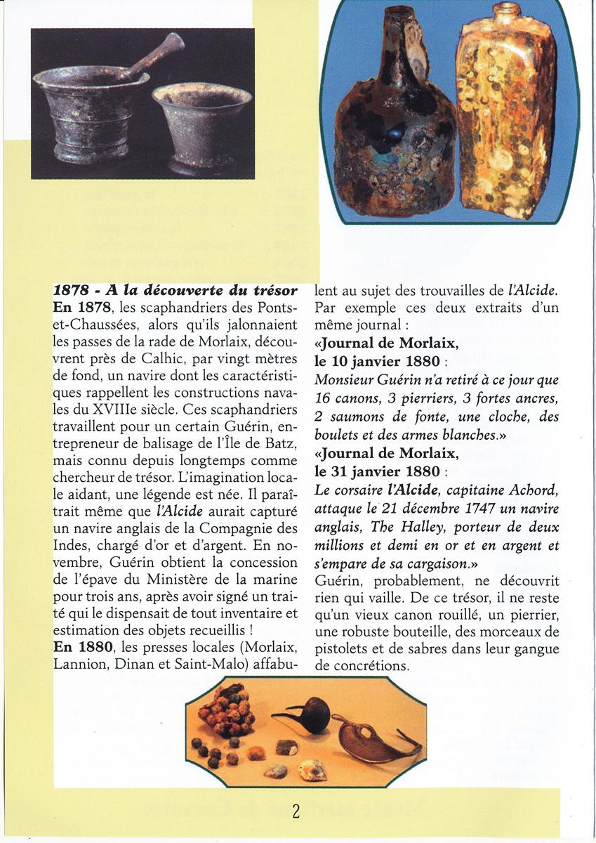[Les Musées en rapport avec la Marine] Musée Maritime de Carantec L_alci10