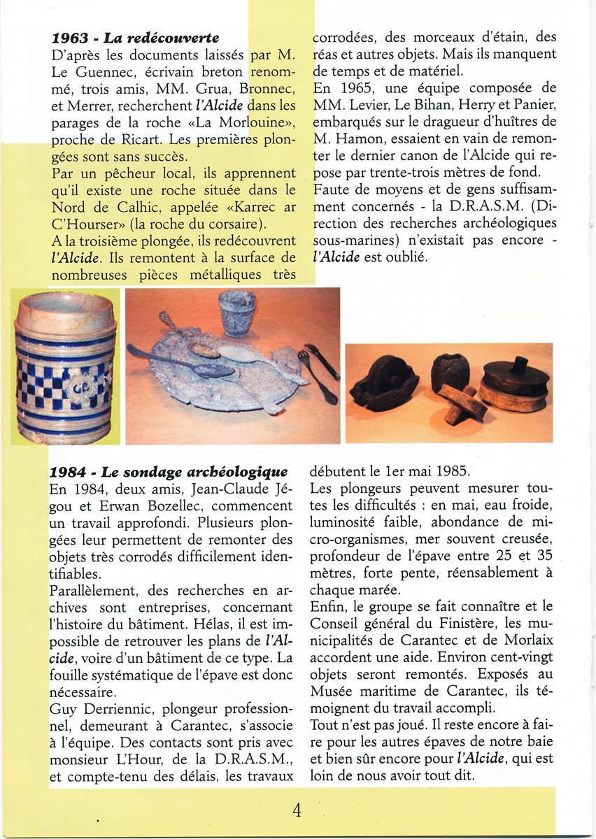 [Les Musées en rapport avec la Marine] Musée Maritime de Carantec L_alci14