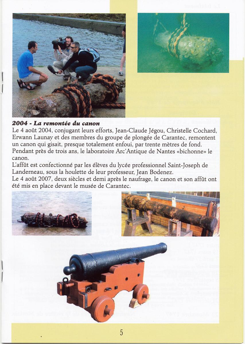 [Les Musées en rapport avec la Marine] Musée Maritime de Carantec L_alci15