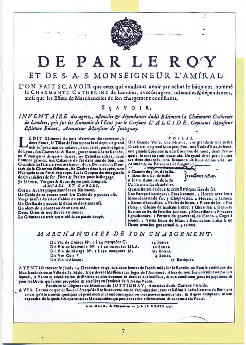 [Les Musées en rapport avec la Marine] Musée Maritime de Carantec L_alci16