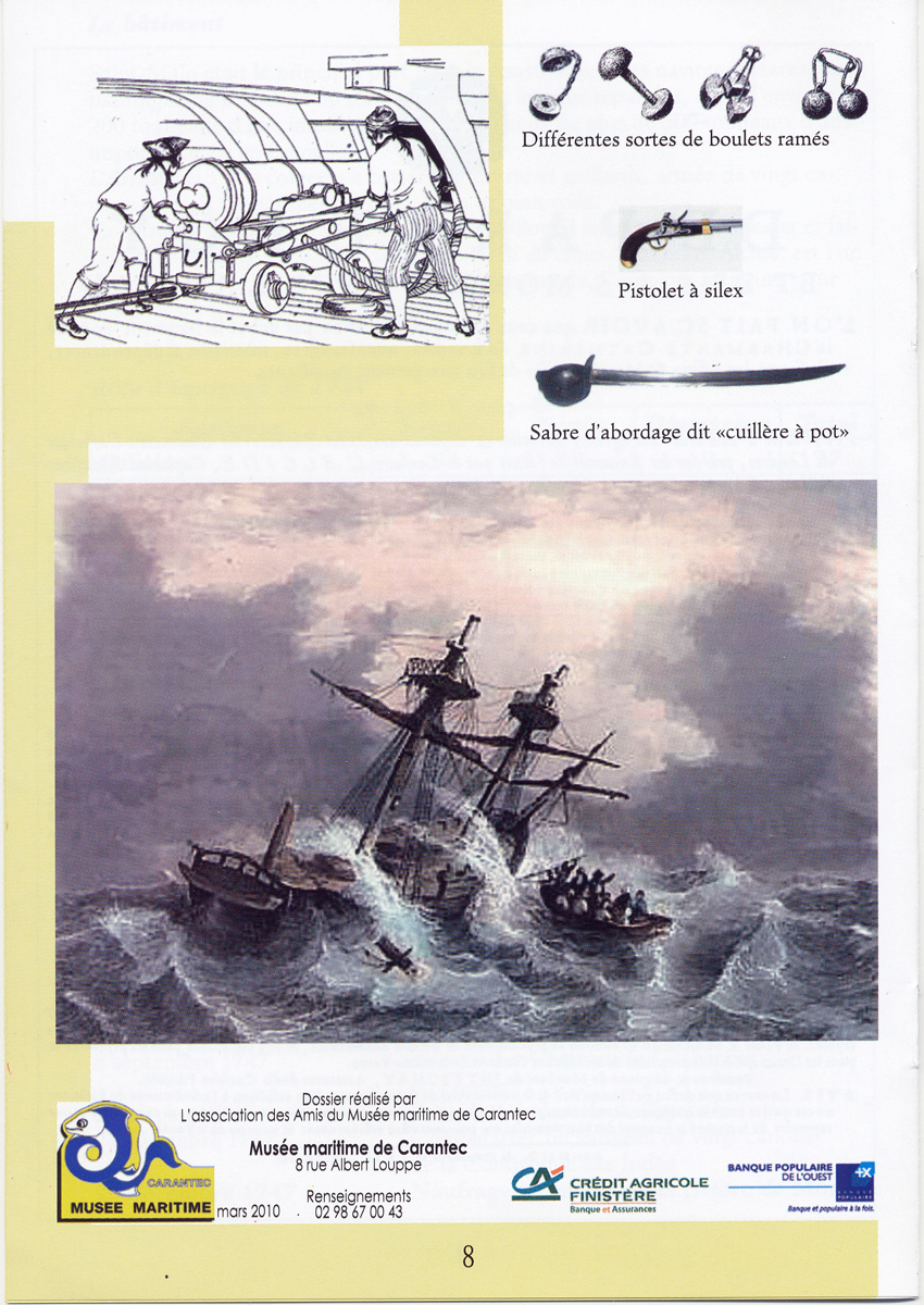 [Les Musées en rapport avec la Marine] Musée Maritime de Carantec L_alci17