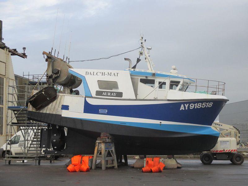 [VIE DES PORTS] Quelques bateaux de pêche (sur nos côtes Françaises) - Page 3 Le_tie10