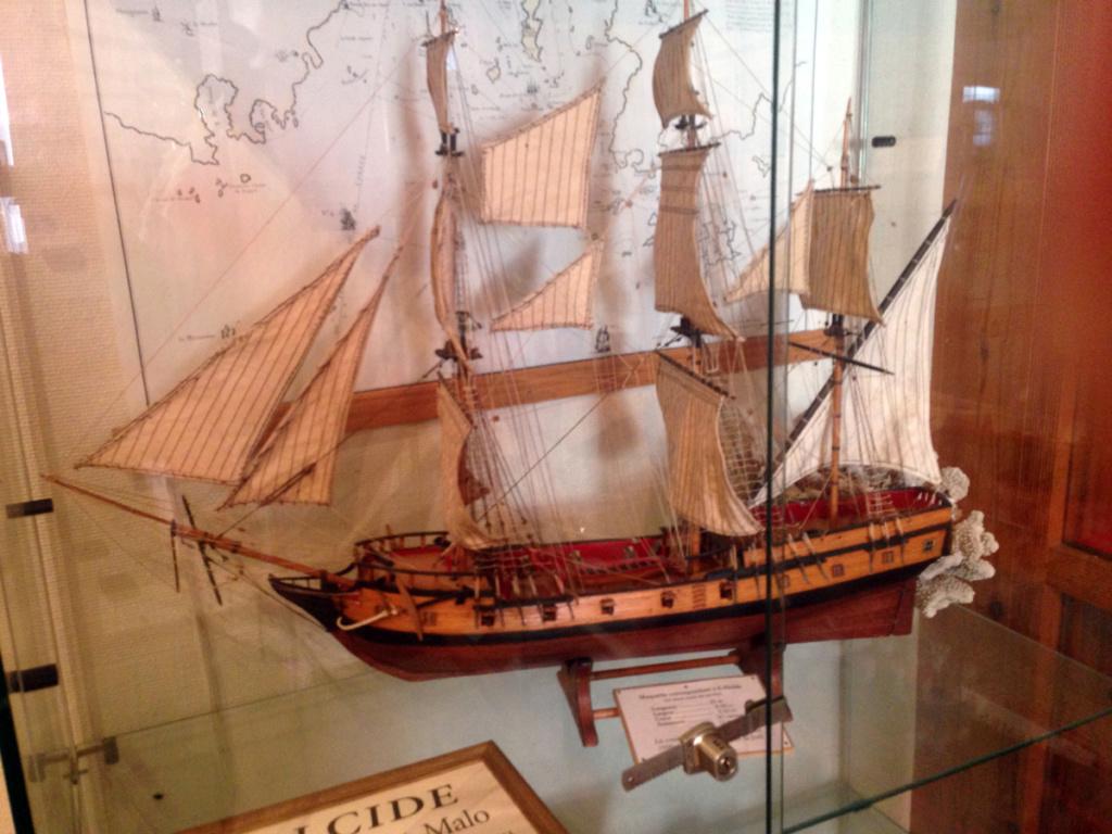 [Les Musées en rapport avec la Marine] Musée Maritime de Carantec Musee-10