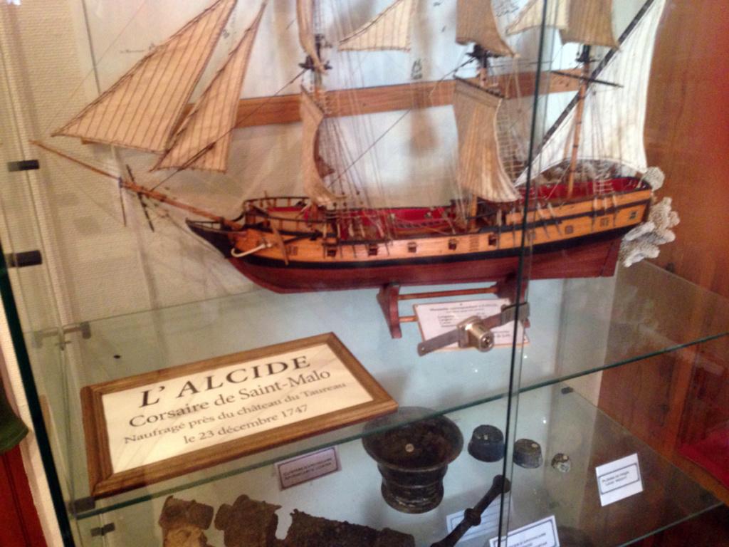 [Les Musées en rapport avec la Marine] Musée Maritime de Carantec Musee-11
