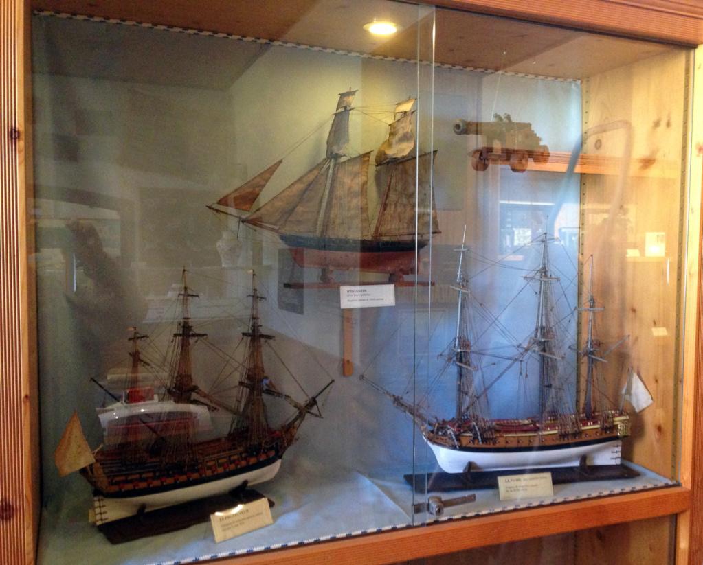 [Les Musées en rapport avec la Marine] Musée Maritime de Carantec Musee-17