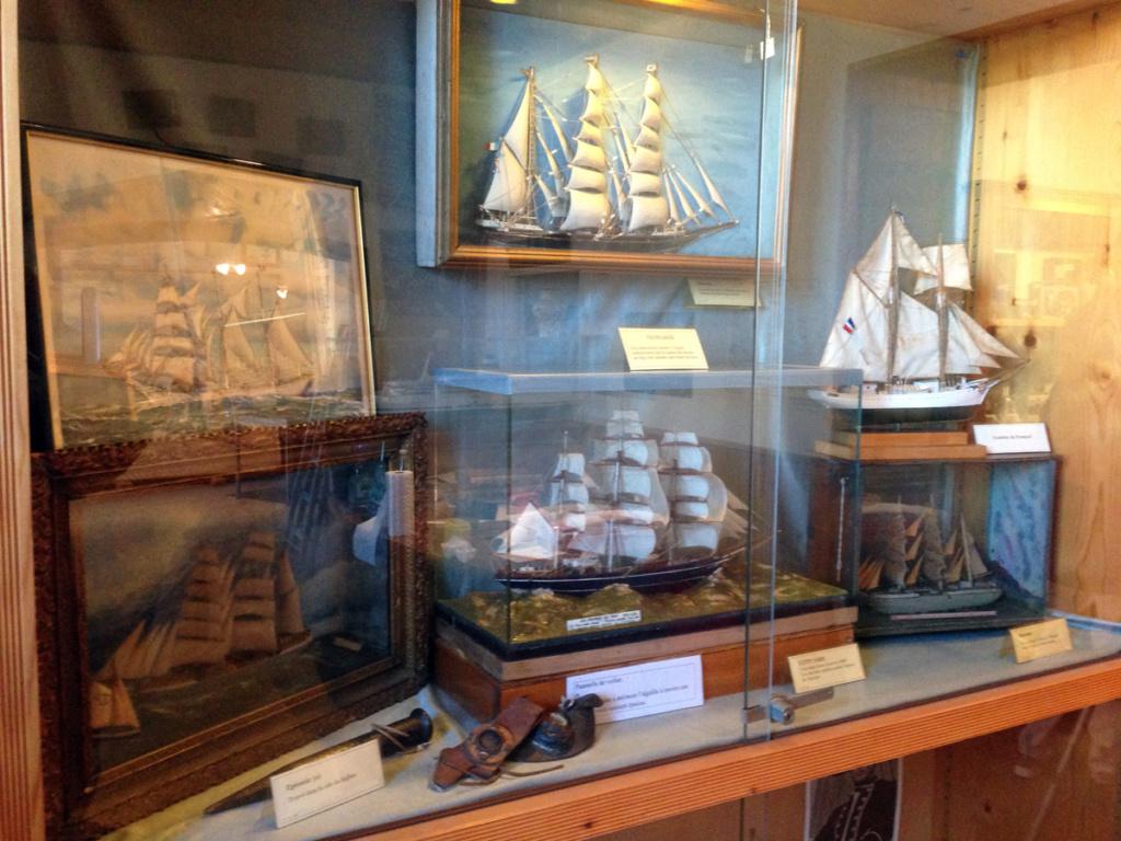 [Les Musées en rapport avec la Marine] Musée Maritime de Carantec Musee-18