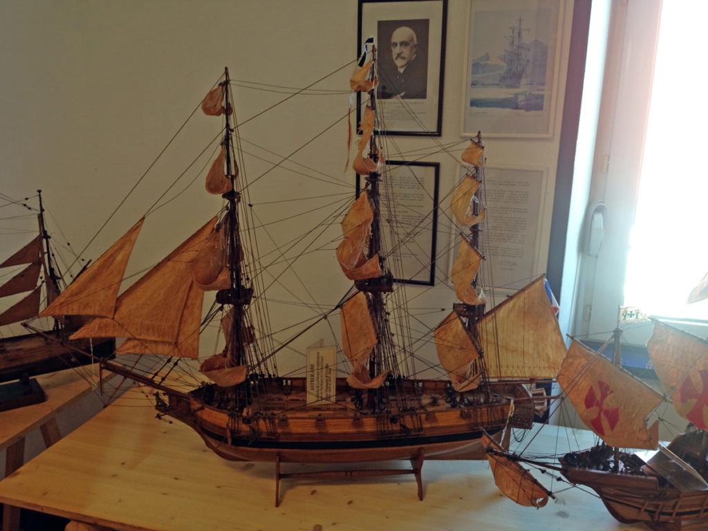 [Les Musées en rapport avec la Marine] Musée Maritime de Carantec Musee-19